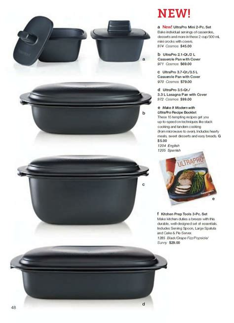 Oven Tupperware ultrapro ovenware made from material that will change what