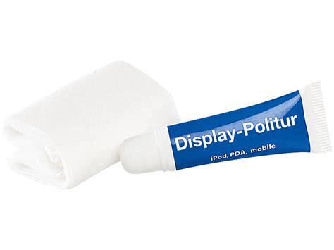 Kunststoff Politur Gegen Kratzer by Perlprotect Display Politur Gegen Kratzer Auf Displays Z