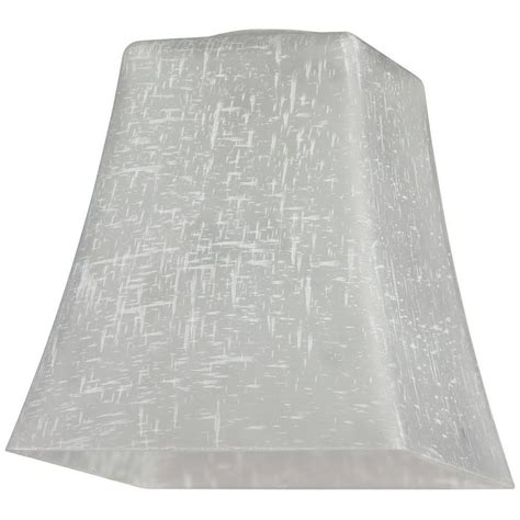 flared drum l shade hton bay mix match white drum shade 15362 the