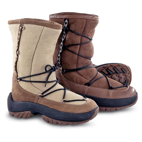 Hummer Fox Low Boots Casual mens shearling boots yu boots