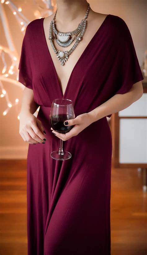 wine color dress best 25 wine dress ideas on wine dress