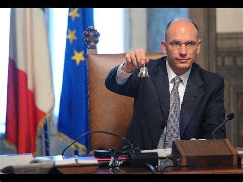 decisioni consiglio dei ministri di oggi caduto il governo letta gazzetta d asti