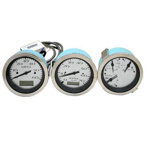 boat gauges set uk teleflex veethree boat gauge set silver inboard