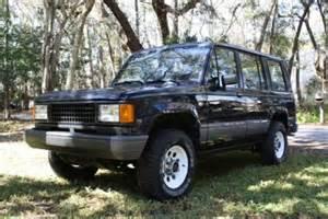 purchase used 1990 isuzu trooper ls sport utility 4 door 2