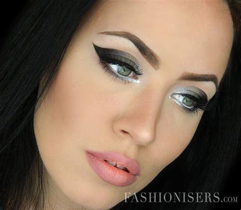 cat makeup tutorial dramatic cat eye makeup tutorial fashionisers