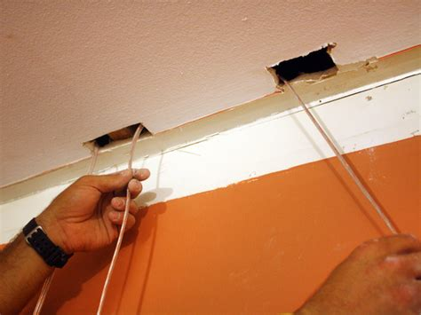 How To Run Speaker Wire In Ceiling how to install kitchen speakers how tos diy