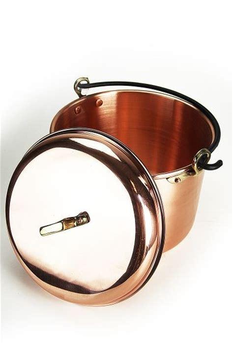 Marmelade Zu 5305 by Coppergarden Kupfertopf 8l Blankes Kupfer Mit Henkel Und
