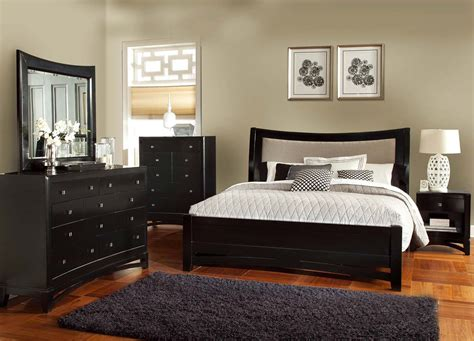 global furniture usa madeline bedroom set black madeline