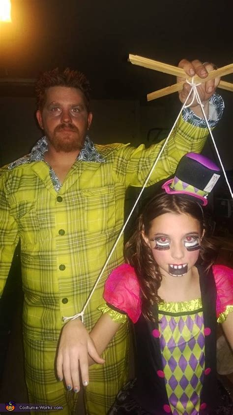 puppet master  marionette costume coolest diy costumes