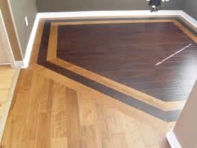 Hardwood Floor Borders Ideas Hardwood Border Design Home Decor