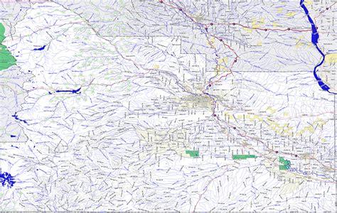 map usa yakima bridgehunter yakima county washington