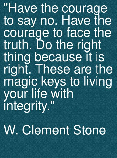 the courage way leading and living with integrity books 22 best integrity quotes weneedfun