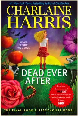 Charlaine Harris Dead And Version Book dead after