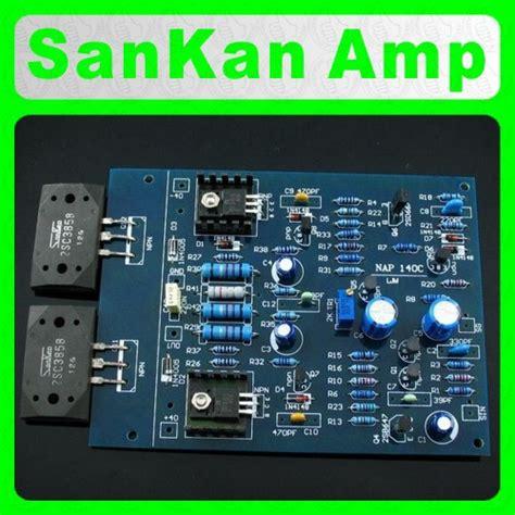 transistor lifier kit nap 140 classic naim clone mono audio power lifier kit
