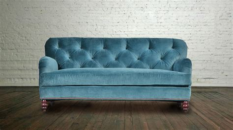 ashley furniture teal sofa furniture teal tufted velvet loveseat