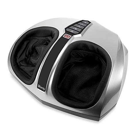 bed bath beyond massager buy u comfy shiatsu foot massager from bed bath beyond