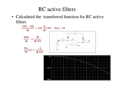 switched capacitor filter transfer function switched capacitor filter