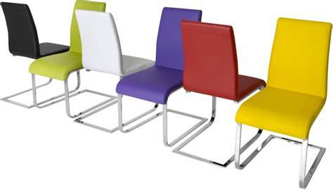 sedie metallo colorate sedie colorate