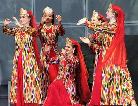 uzbek dance silk road dance company uzbekistan navruz new year tour with zulya rajabova