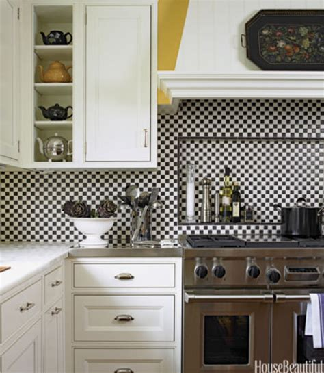 black and white kitchen backsplash 14 kitchen backsplash ideas tile designs for kitchen