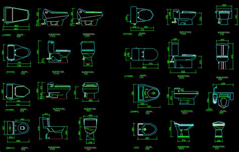 bidet cad block toilet cad block dwg archives free cad blocks autocad