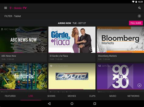 mobile free tv t mobile tv with mobile hd apk free