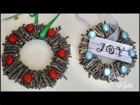 twig crafts for twig wreath craft
