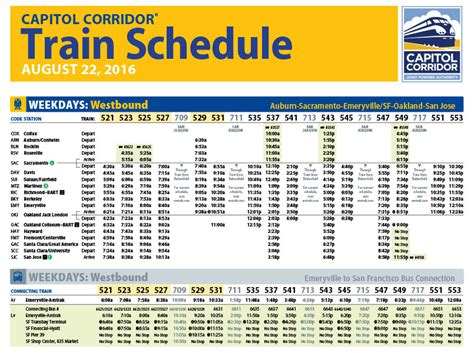 light rail holiday schedule capitol corridor train schedules for all routes and stations