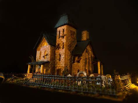 Image Abandoned Gingerbread House Jpg Bravetart S House Of Horror How To Make A Super Spooky