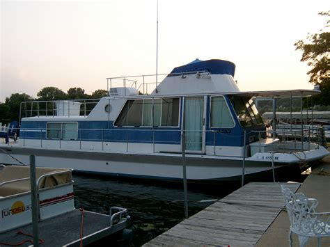 chris craft houseboats chris craft aquahome boat for sale from usa