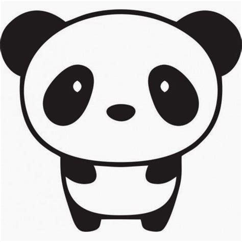 gambar panda gif gambar animasi bergerak  gratis