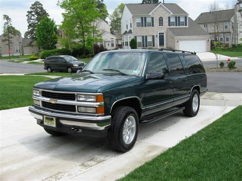 all car manuals free 1997 chevrolet suburban 1500 user handbook articsilver7 1997 chevrolet suburban 1500 specs photos modification info at cardomain