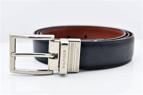 hilfiger s reversible dress belt black