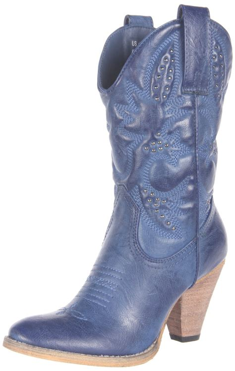 fashion trends western cowboy boots for