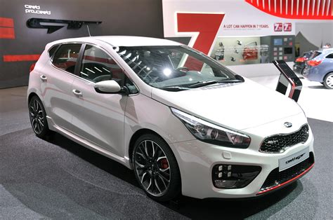 Kia Ceed South Africa Kia Ceed History Of Model Photo Gallery And List Of
