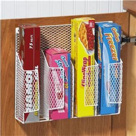 cabinet door kitchen wrap organizer kitchen wrap organizer the decor useful kitchen wrap