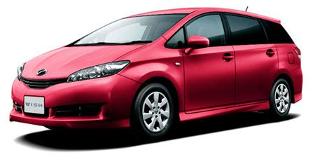 2009 toyota wish with valvematic unveiled!
