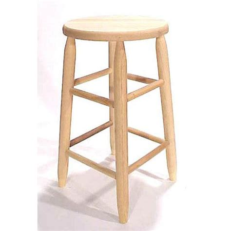 28 Inch Backless Bar Stools by Unfinished Top Backless Barstool 30 Inch Bar Height