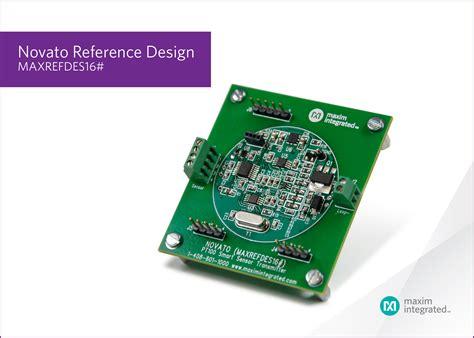 maxim integrated products istanbul design center referenzdesign novato maxim integrated mit hart protokoll unterst 252 tzung erm 246 glicht