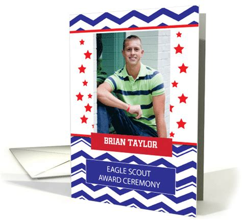 blank eagle scout cards templates free custom photo eagle scout award ceremony invitation