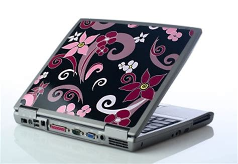 40 awesome and beautifully designed laptop skins