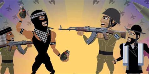 film kartun perang film animasi pendek ini rangkuman sejarah palestina