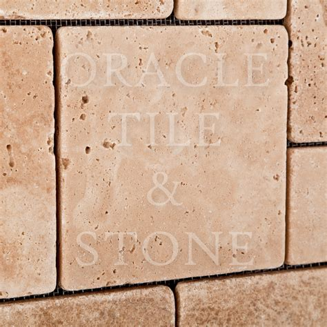 opus pattern travertine tiles andean vanilla travertine opus mini pattern mosaic tile