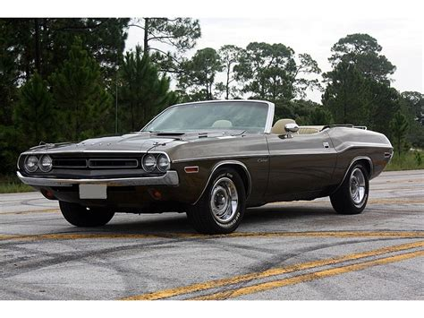 1971 dodge challenger classic car by owner in gonzales