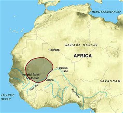 civilizações africanas: a expansão árabe na África