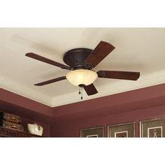 Shop Hunter Avignon 52 In Tuscan Gold Flush Mount Indoor Avignon Ceiling Fan