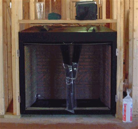 how to frame a fireplace fireplace framing