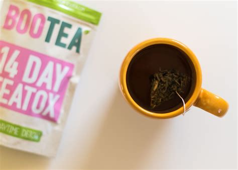 14 Day Tea Detox Bootea Review by Review A Thorough Honest Look At Bootea 14 Day Teatox