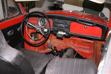 1969 Vw Beetle Interior by 1969 Vw Beetle Interior Pictures To Pin On
