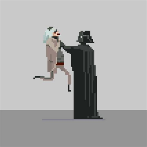 pixel wars star wars pixel gif pixel characters creatures pinterest